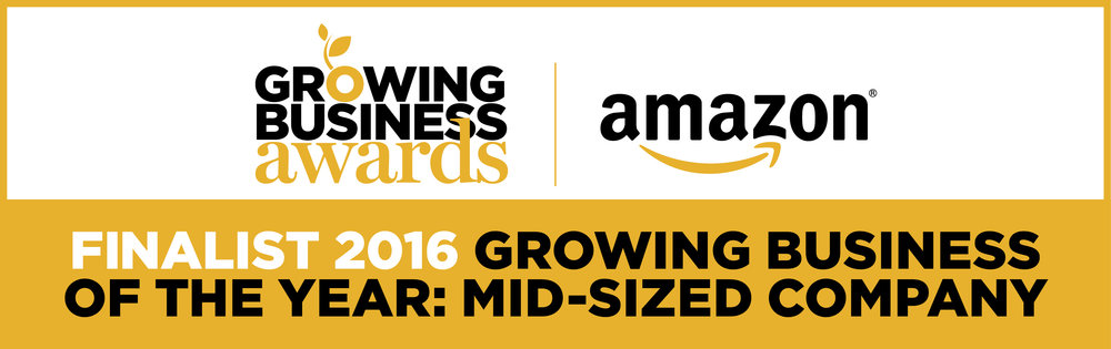 Amazon Growing Business of the Year award: Mid-sized