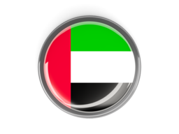 united_arab_emirates_metal_framed_round_button_256.png