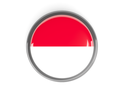 indonesia_metal_framed_round_button_256.png