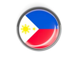 philippines_metal_framed_round_button_256.png
