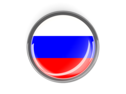 russia_metal_framed_round_button_256.png