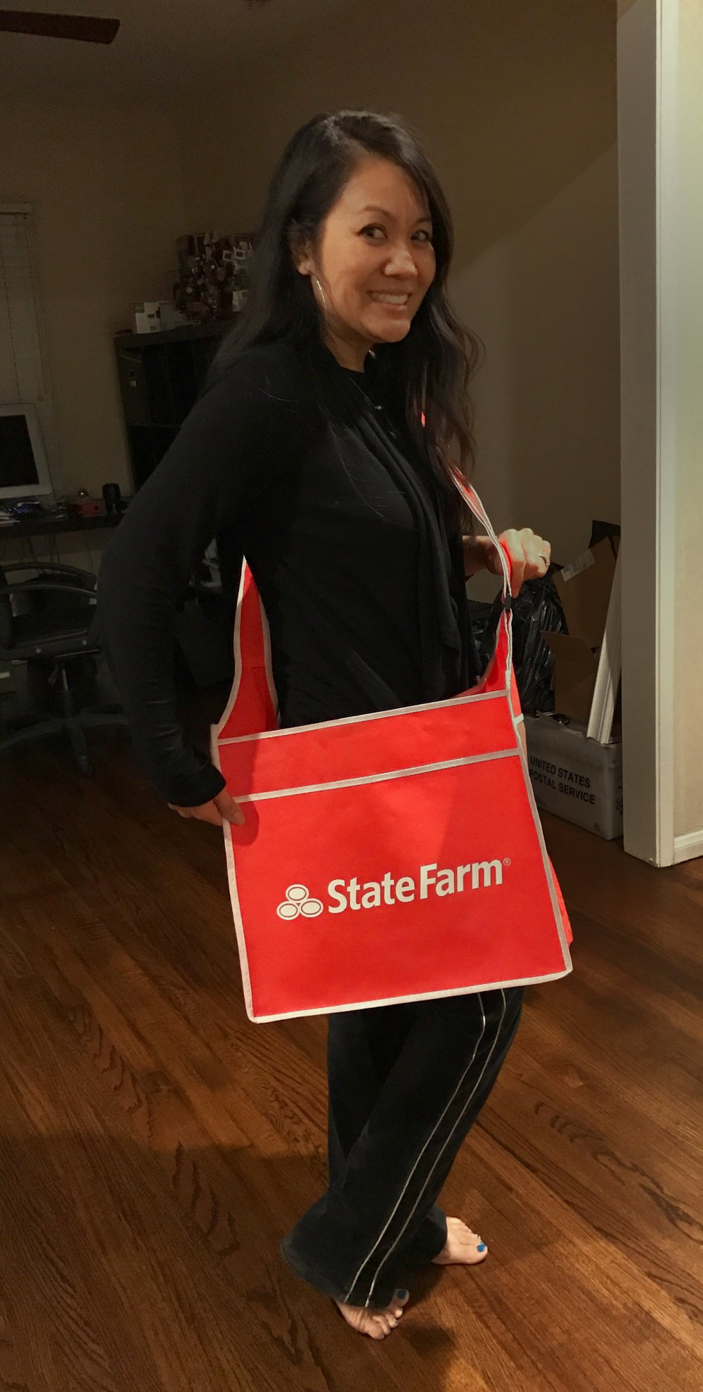 Free Messenger Bag from State Farm