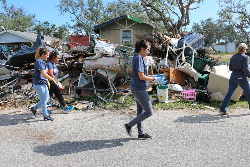 Debris_Volunteering site.JPG