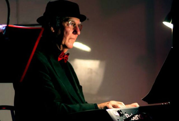 Pianist Paul Drayton, best known as the musical director of Duchy Opera, brought some magic to the songs of David Bowie.