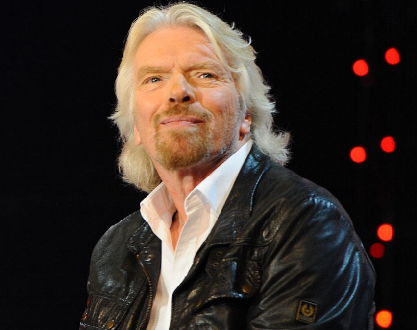 Copy of Richard Branson London Business Forum