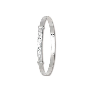 Patterned Expanding Bangle