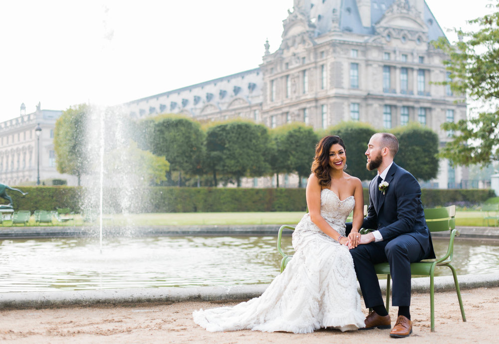 elopement photographer in paris
