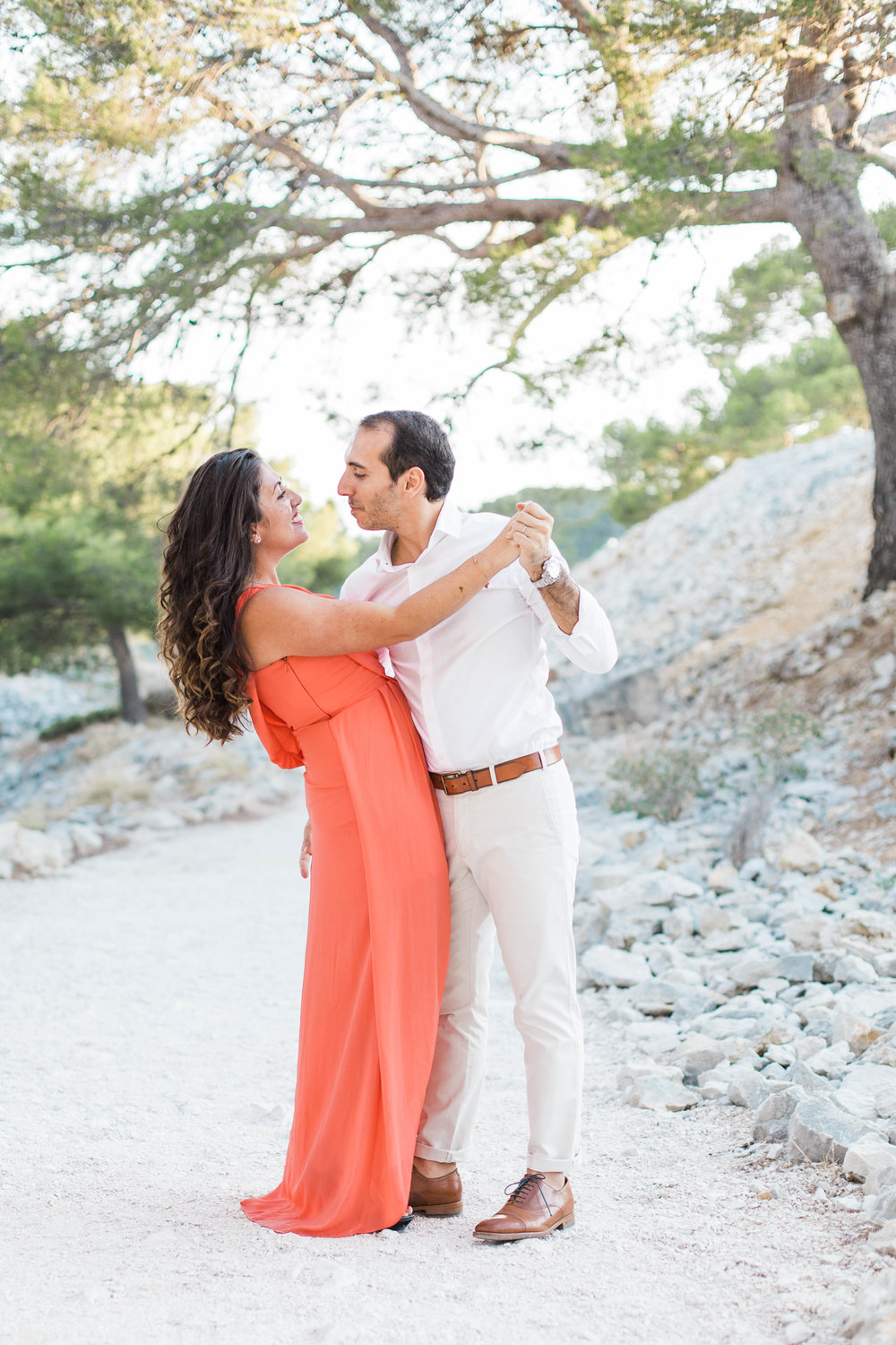 engagement photographer in provence