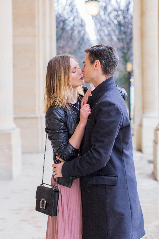 best paris engagement photographer