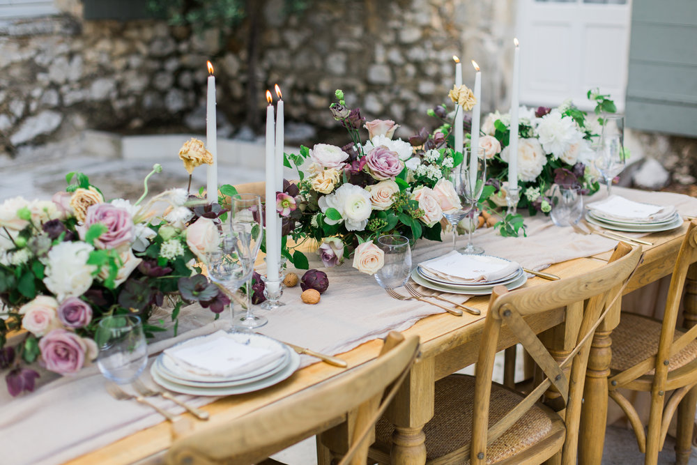 wedding mas de la rose luberon provence