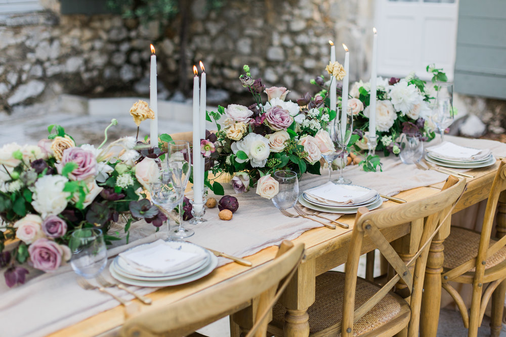 elopement package in provence