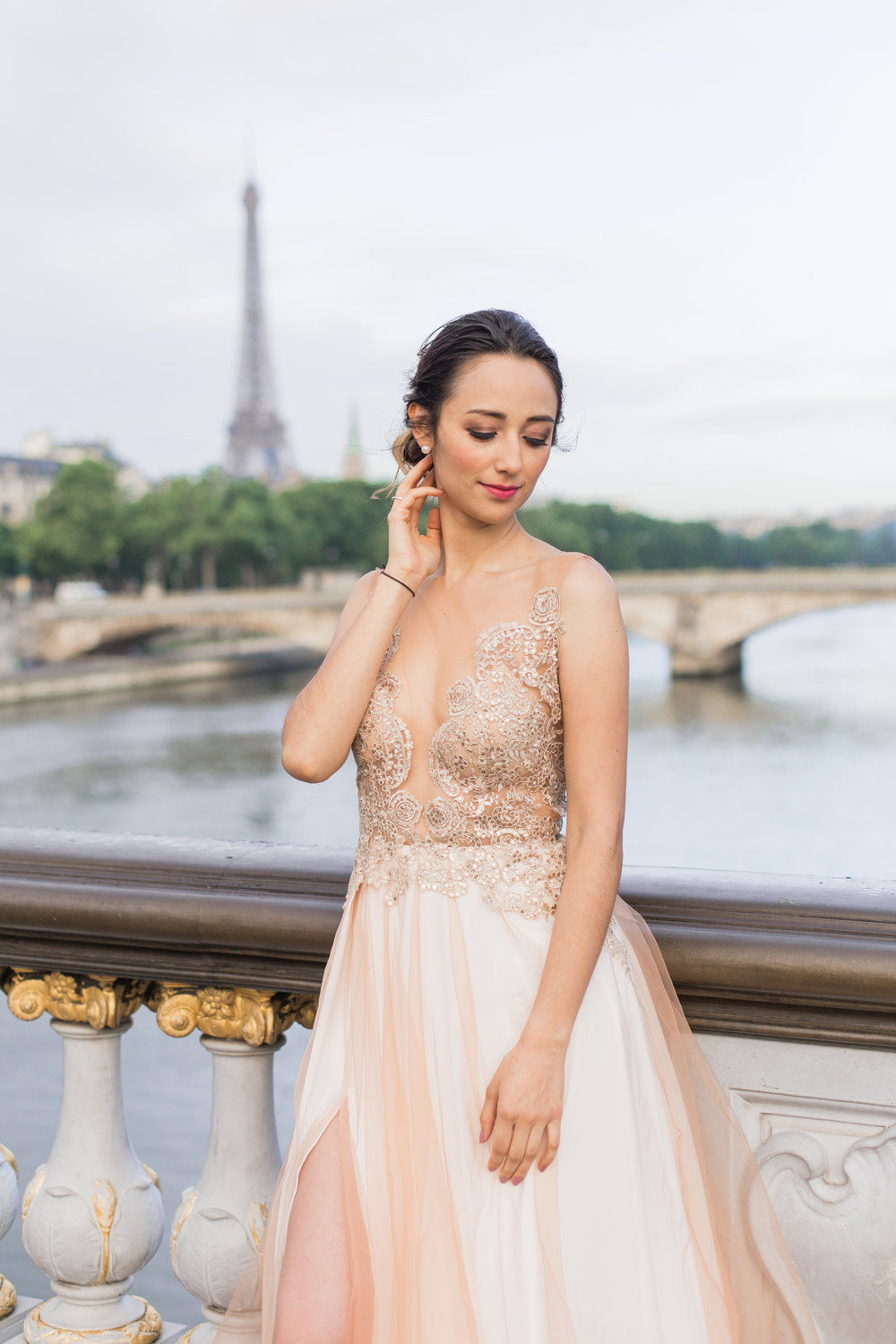elopement package paris