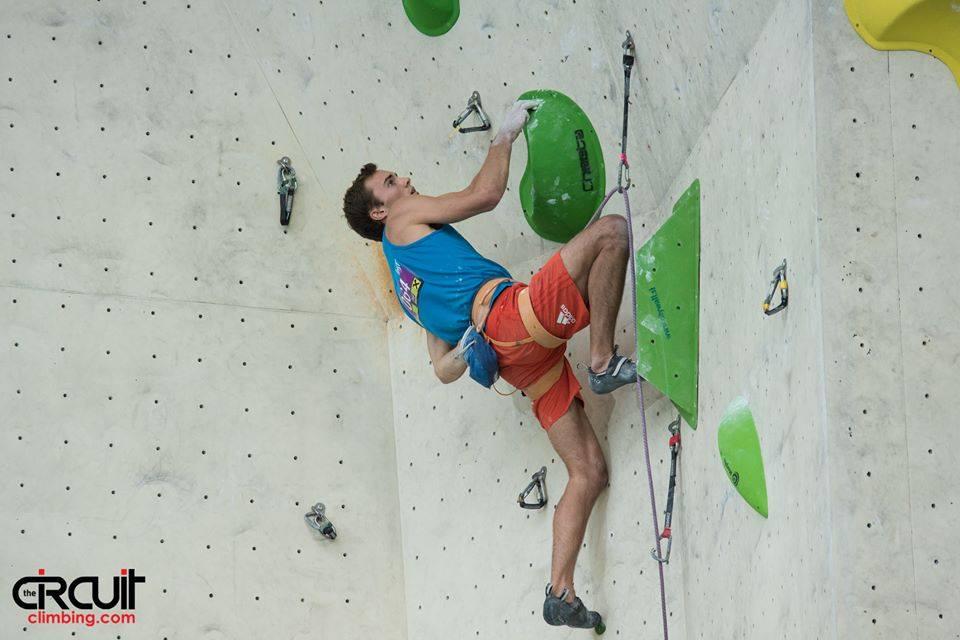 Credits to Eddie Fowke - The Circuit Climbing Magazine
