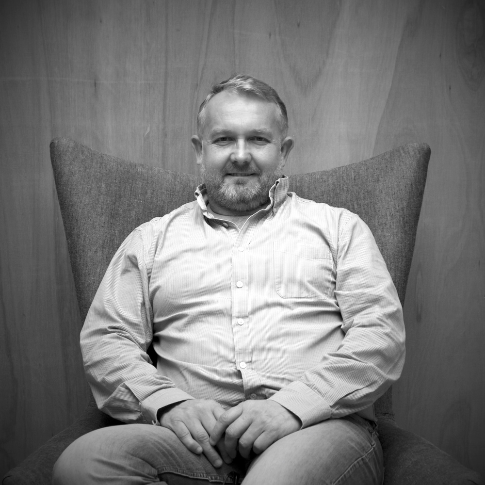 Wayne Varney - managing director