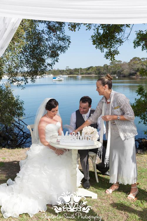 Noosa Sunshine Coast Wedding Celebrant