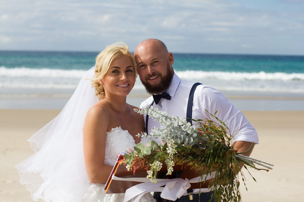 Peregian Beach Wedding