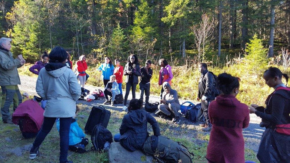 Søndre Nordstrand Innvandrerforening er positivt overrasket -