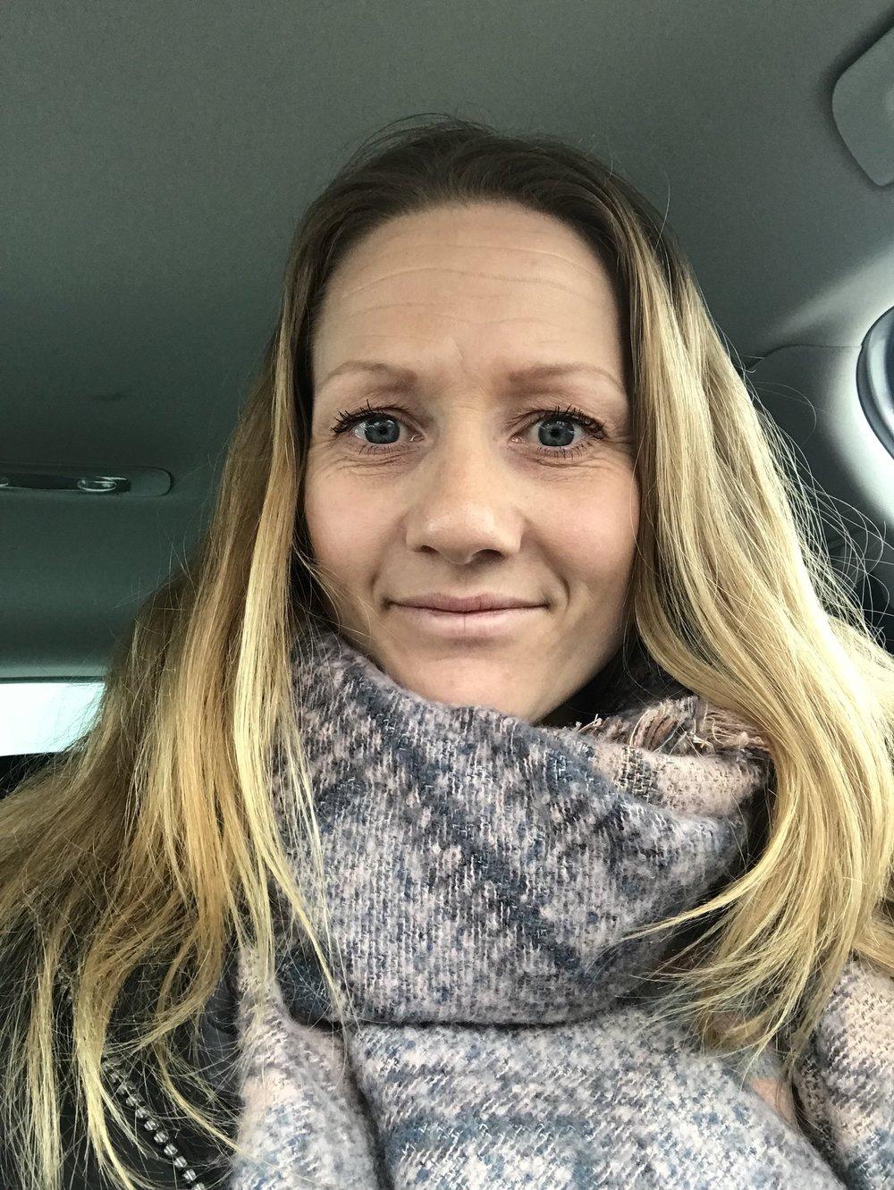 Marianne Strand fra Hurdal IL