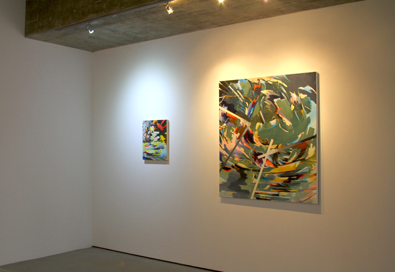 New Paintings: Karen Seapker , 2013,  CANAL exhibitions & editions, London, UK