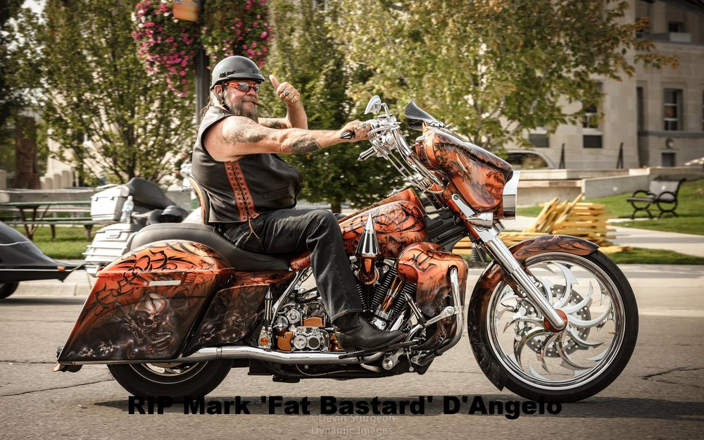 RIP Mark 'Fat Bastard' D'Angelo
