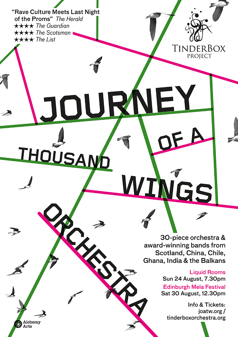 Journey of a Thousand Wings