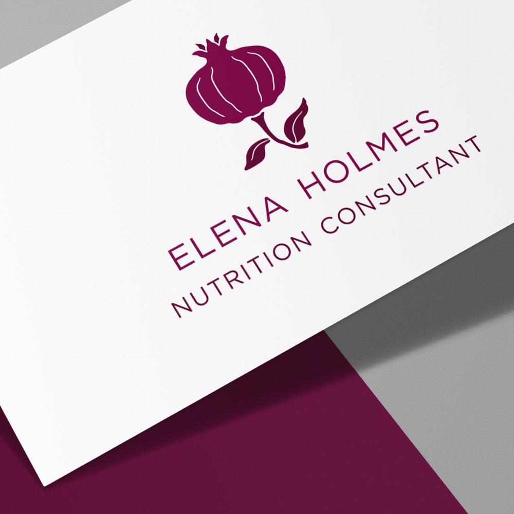 Elena Holmes Nutrition