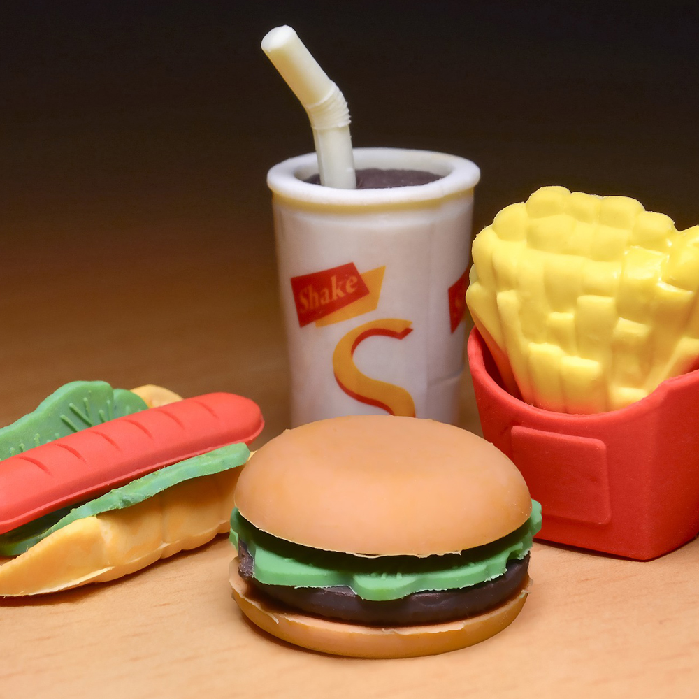 """""""Fast food"""" content generally has a catchy click-bait title but lacks actual insight."""