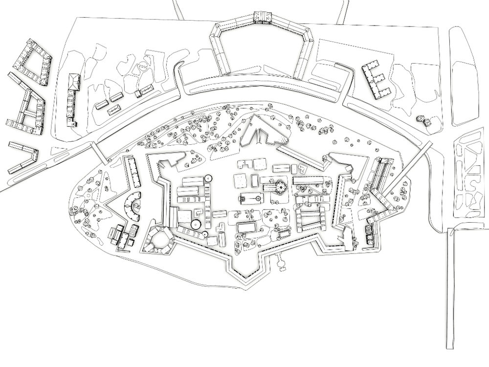 Outline of the St. Petersburg Model