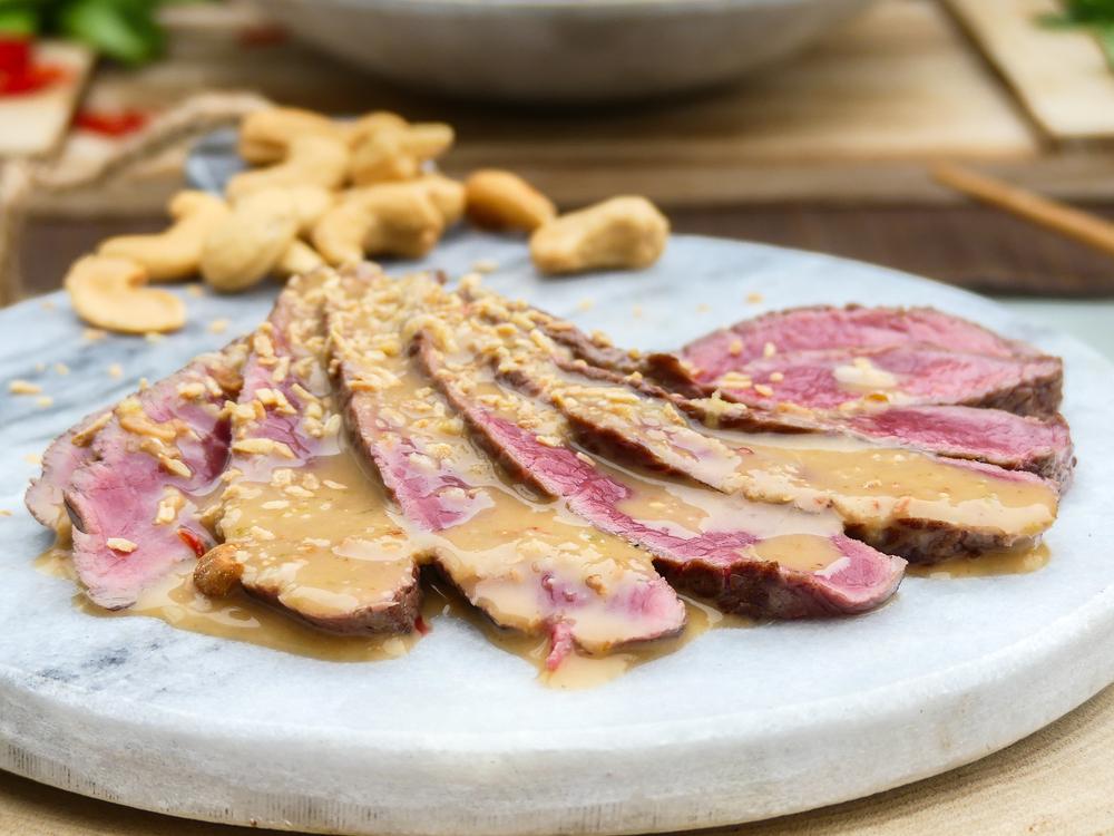 Thaise pinda crunch salade met biefstuk15.jpg
