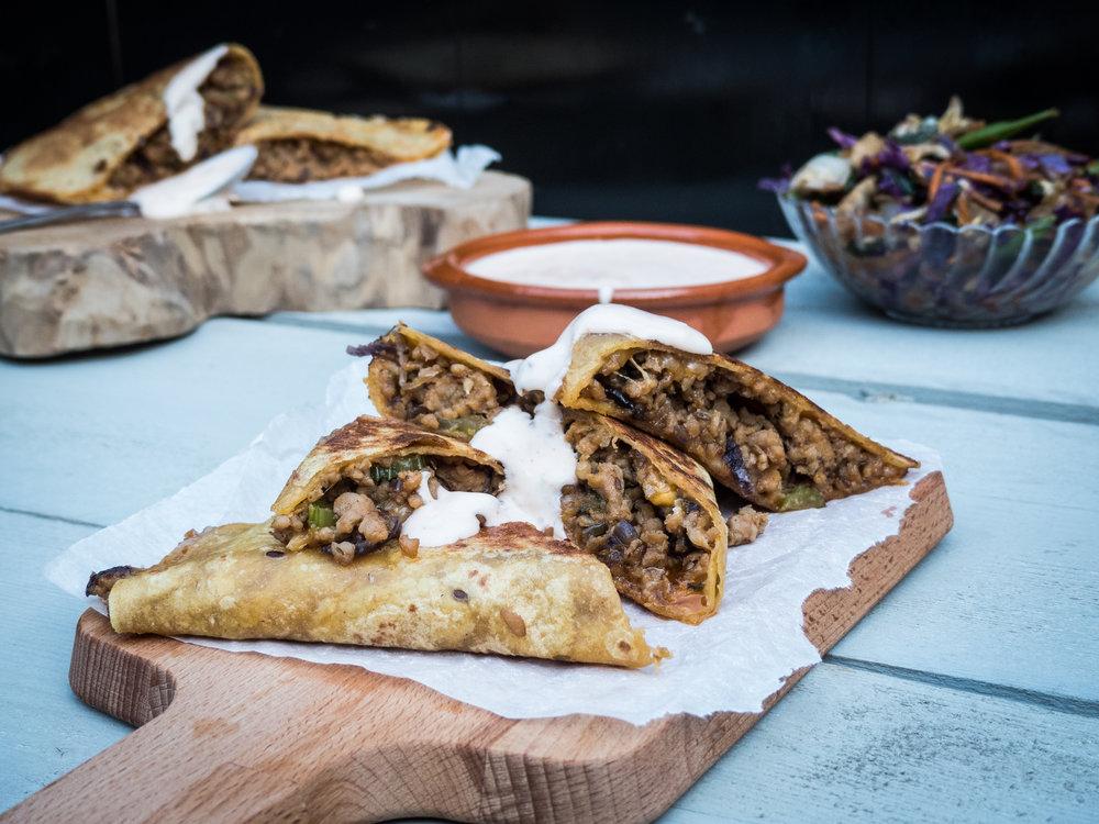 Kip quesadilla-calzone met 4 verschillende kazen12.jpg