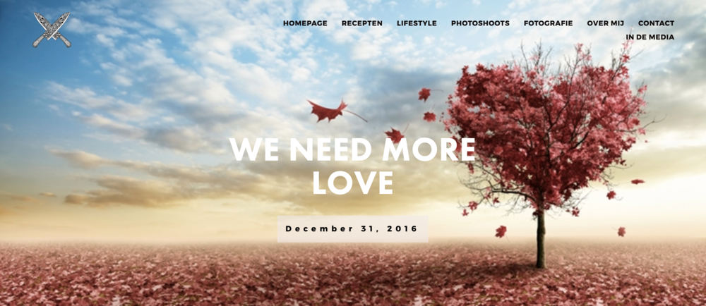 READ: WE NEED MORE LOVE