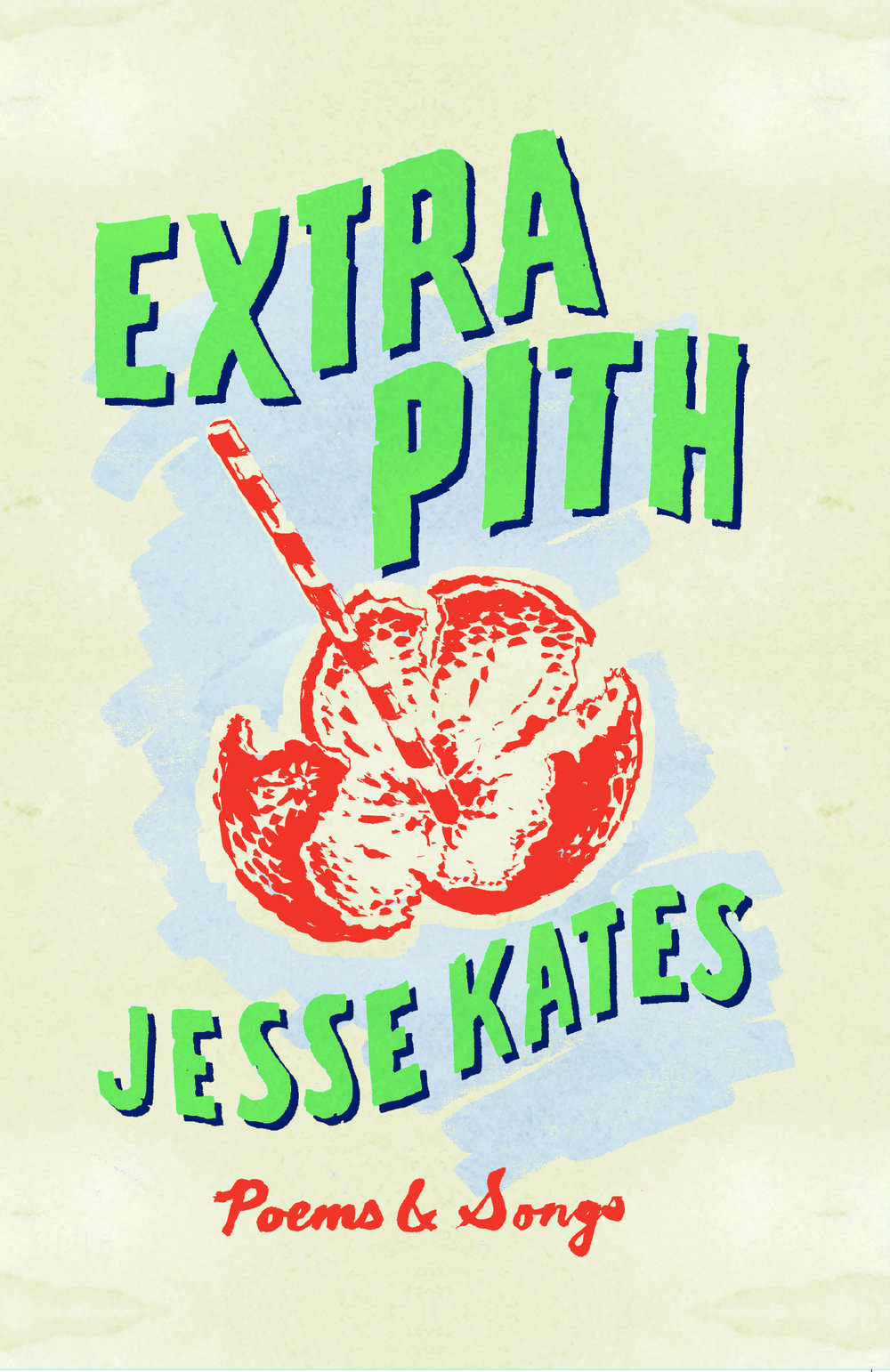Jesse Kates, Extra Pith,cover.jpg