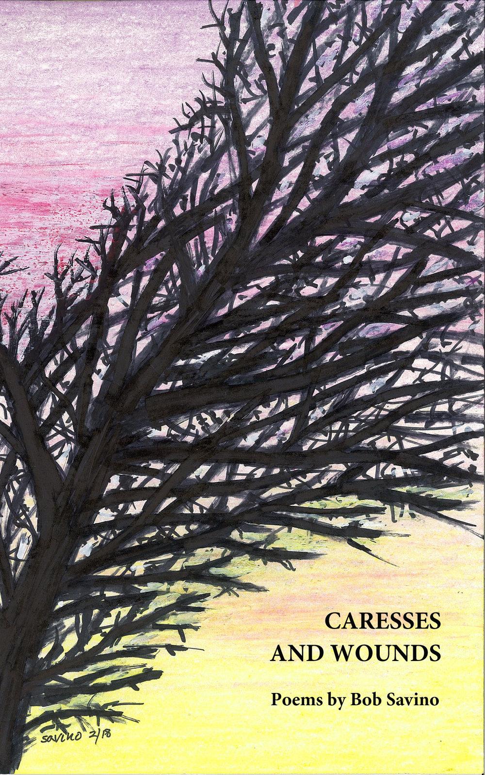 Bob Savino, Caresses front cover.jpg