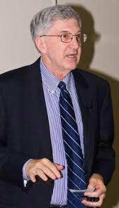 Rabbi Jay Miller addresses a Peninsula Rotary Club.