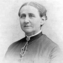 Rev. Dr. Antoinette Brown, 1825-1921
