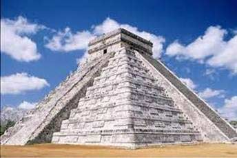 Mayan temple in Tikal, Guatamala