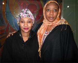Hafsat G. Bavero & Fatima Kana Jibril