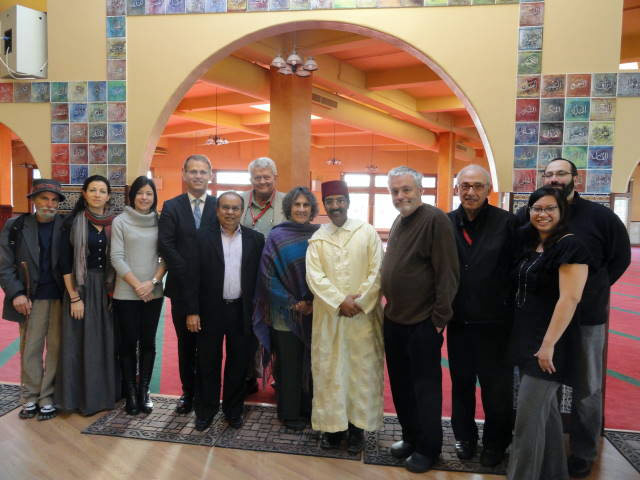 "TIO contributors attending the AAR meetings in San Francisco last month gathered for breakfast at Islamic Society of San Francisco's mosque. See ""TIO at the American Academy of Religions"" below for the story."