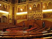 Hungarian Parliament Photo: Wikipedia