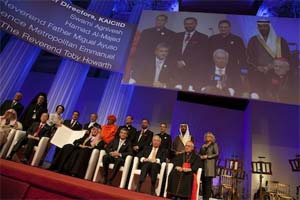 KAICIID's inaugural ceremonies in Vienna