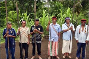 Achuar leaders – visionary warriors of the Amazon