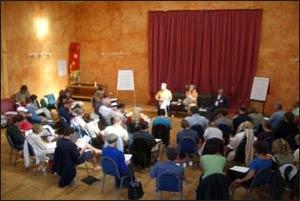 An Awakening the Dreamer symposium