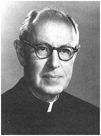 John Courtney Murray – Photo: Wikipedia