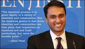 Eboo Patel – Photo: Aspen Institute