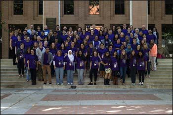 Los Angeles IFYC Interfaith Leadership Institute, 2013 – Photo: Facebook