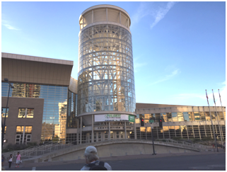 The Salt Palace Convention Center was the Salt Lake City site for last month's Parliament of the World's Religions. – Photo: TIO