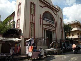 Magen Abraham Synagogue, Ahmedabad