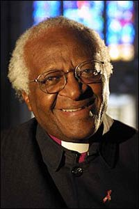 Desmond Tutu – Photo: Wikipedia