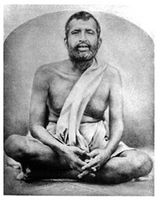 Sri Ramakrishna – Photo: Wikipedia, Abinash Chandra Dna