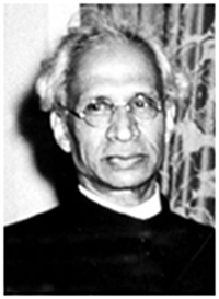 Sarvepalli Radhakrishnan, influential philosopher and statesman, was the second president of India.                  – Photo: Wikipedia